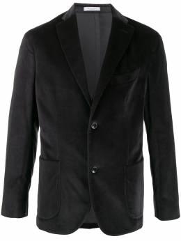 Boglioli пиджак строгого кроя N1302EBFC033