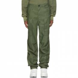 Ambush Green Flight Cargo Pants 192820F08700201GB