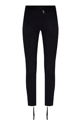 Спортивные брюки с эластичным поясом Moncler 34153397