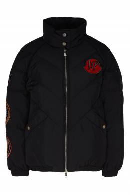 Куртка с нашивками Minho от Moncler x Itchy Scratchy Patchy 34153396