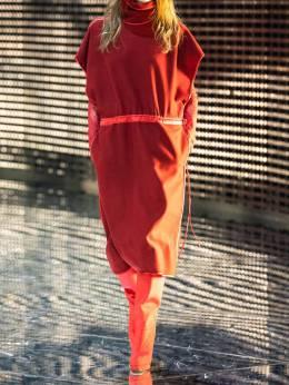 Платье Миди Из Ацетата И Шелка Gucci 70IH0H053-NjYyNA2