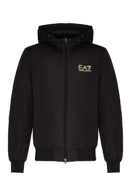 Легкая куртка с капюшоном Ea7 2944154032
