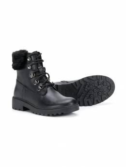 Geox Kids непромокаемые ботинки Casey J94AFC00043C9999