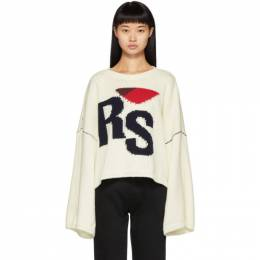 Raf Simons Off-White RS Sweater 192287F09601202GB