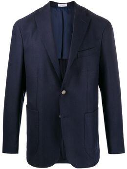Boglioli однобортный пиджак N2902LBMC025