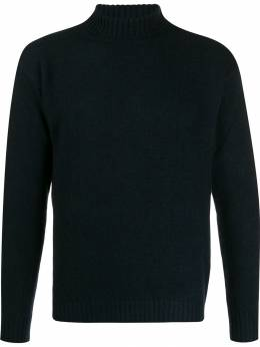 Laneus свитер с высоким воротником MGU557