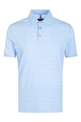 Поло пастельного голубого оттенка Strellson 585155196