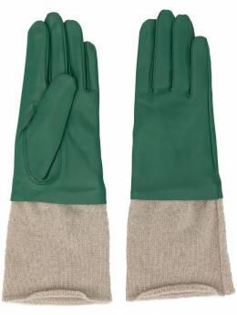 Undercover перчатки с трикотажными вставками UCX1G02