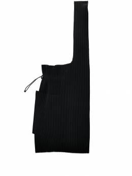 Homme Plisse Issey Miyake плиссированная сумка-тоут HP98AG516