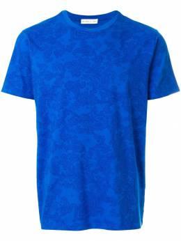 Etro футболка с принтом пейсли 1Y0209168