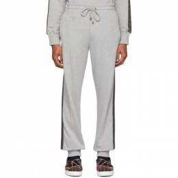 Etro Grey and Multicolor Travel Lounge Pants 192267M19000404GB