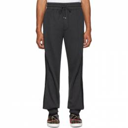 Etro Grey Travel Lounge Pants 192267M19000302GB