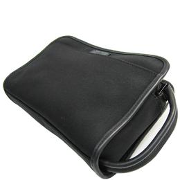 Gucci Black Nylon Clutch Bag 228751
