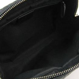 Gucci Black Leather MicroGuccissima Clutch Bag 228747