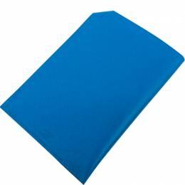 Hermes Blue Epsom Leather Tarmac PM Passport Cover