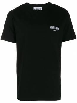 Moschino футболка с логотипом J07195240