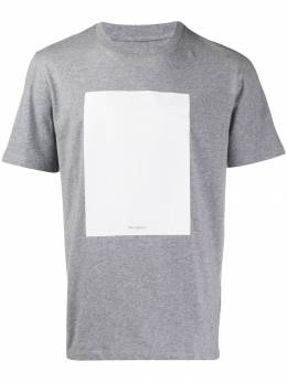 Maison Margiela футболка с графичным принтом S50GC0560S23182