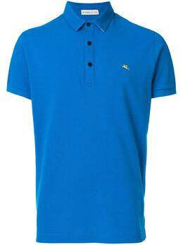 Etro футболка-поло с короткими рукавами 1Y8009152