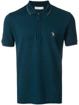 Etro рубашка-поло узкого кроя 1Y8059170