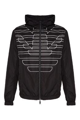 Куртка с контрастной отделкой Emporio Armani 2706126924