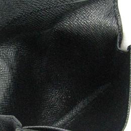 Louis Vuitton Noir Epi Leather Enveloppe Cartes De Visite Card Case