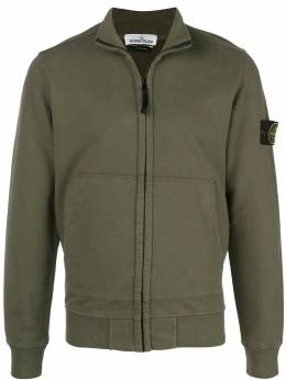 Stone Island куртка на молнии MO711561620