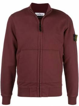 Stone Island куртка с нашивкой-логотипом MO711561620