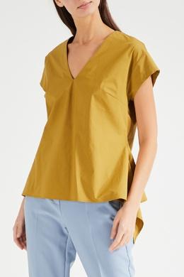 Блуза с асимметричной деталью Etro 907155567