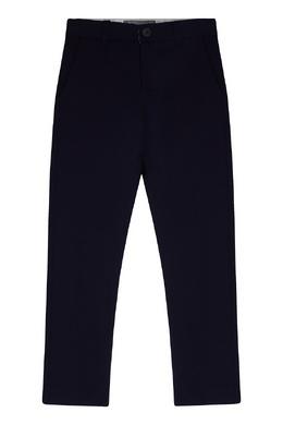 Синие шерстяные брюки Aristotel Bonpoint 1210155383