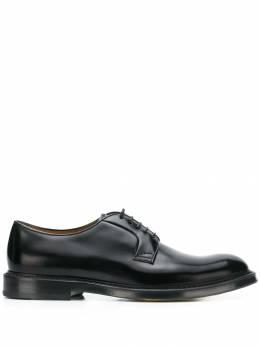 Doucal's классические туфли на шнуровке DU1385SIENUF007