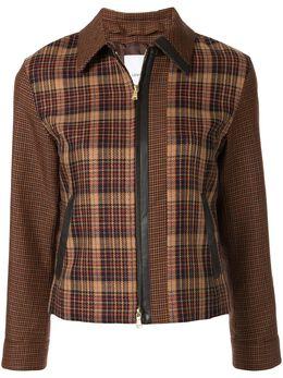 Loveless куртка с узором 62F50222