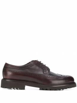 Doucal's туфли дерби DU1270PHILUT010TL04