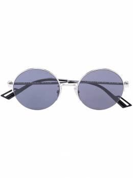 Dior Eyewear солнцезащитные очки 1802F в круглой оправе 20266884J53IR