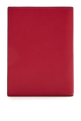 Красная кожаная обложка для паспорта Coach 2219156154