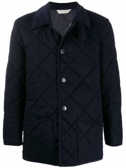 Mackintosh WAVERLY Navy Quilted Wool Jacket GQ-1001 QO1068
