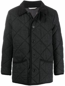 Mackintosh WAVERLY Charcoal Quilted Wool Jacket   GQ-1001 QO1069