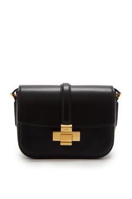Черная кожаная сумка Lolita No. 21 35156203