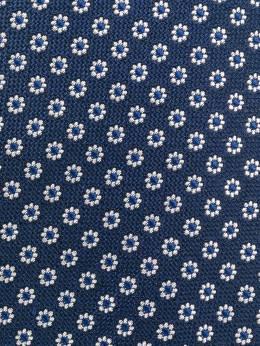 Church's галстук с вышивкой H01309