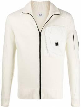 C.P. Company свитер на молнии KN069A