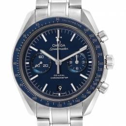 Omega Blue Titanium Speedmaster MoonWatch 311.90.44.51.03.001 Men's Wristwatch 44 MM 231859