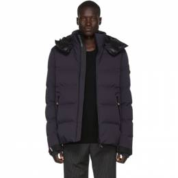 Moncler Grenoble Navy Down Montgetech Jacket 41925 - 35 - 53066