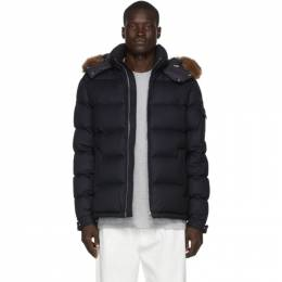 Moncler Navy Down Allemand Jacket 192111M17800908GB
