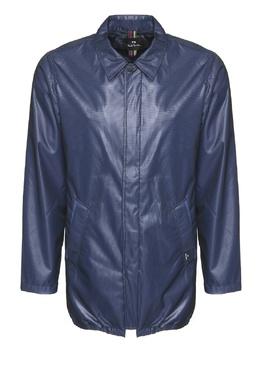 Синий плащ с карманами Paul Smith 1924156874