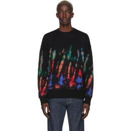 Dsquared2 Multicolor Mohair Crewneck Sweater S71HA0922