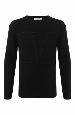 Джемпер из смеси шерсти и кашемира Valentino SV3KC04E5JA