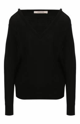 Шерстяной пуловер Dorothee Schumacher 410404/PURE INTIMACY