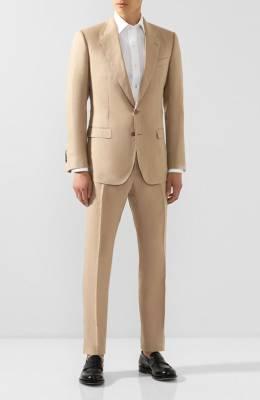 Льняной костюм Dolce & Gabbana GKC4MT/FU4IU