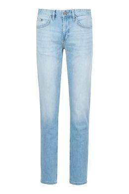 Светло-голубые прямые джинсы Strellson 585156996