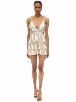 Короткое Платье Из Люрекса Alice Mccall 70IRTG019-R09MRA2
