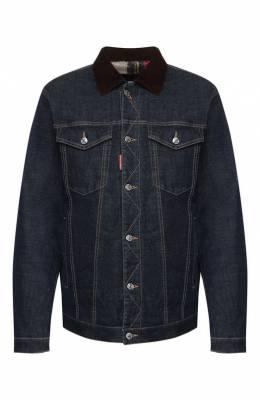 Джинсовая куртка Dsquared2 S74AM0963/S30665